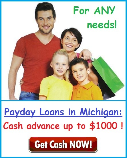 Payday Loans in Michigan USA